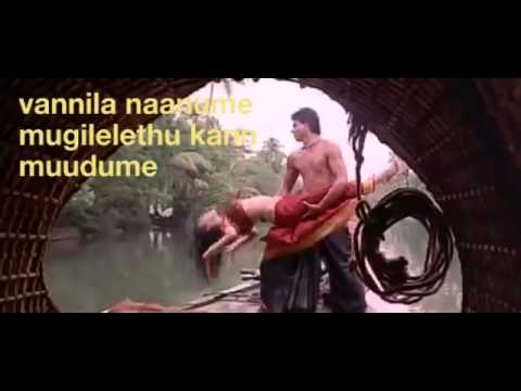 Nenjinile lyrics video song