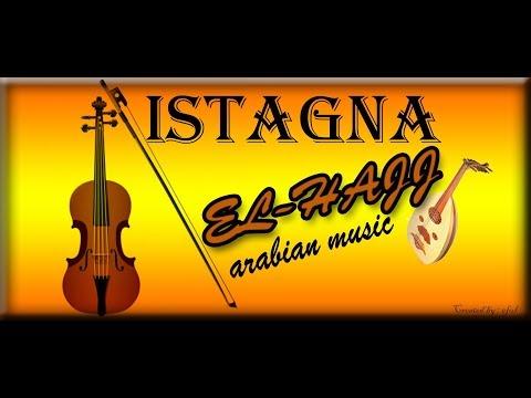 ISTAGNA - EL-HAJJ ( COVER )