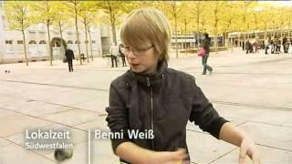 Lokalzeit Südwestfalen Der Jojo Künstler aus Lüdenscheid