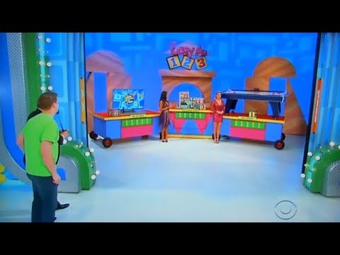 The Price is Right - Easy AS 1,2,3 - 5/23/2018