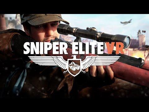 Sniper Elite VR - Official Release Date Trailer