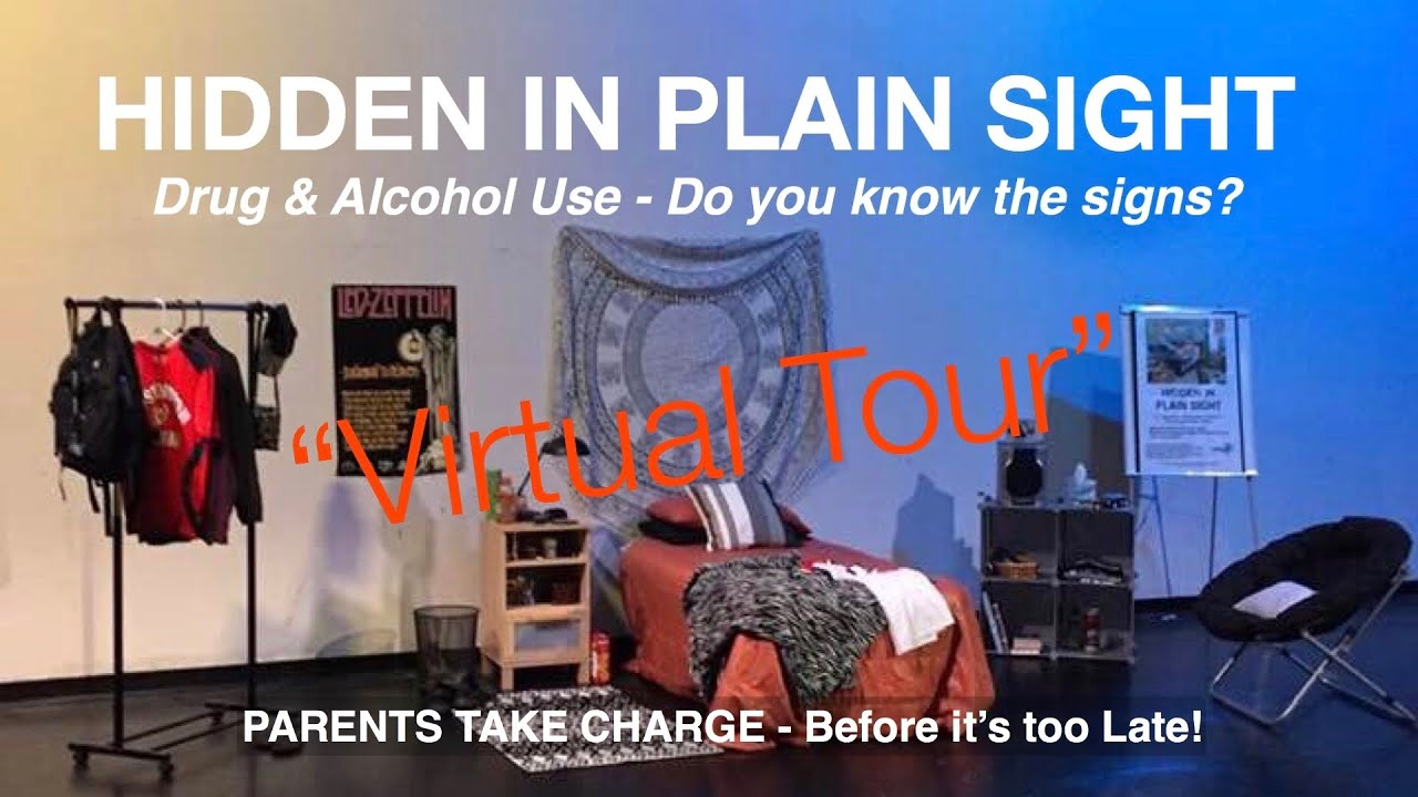 HIDDEN IN PLAIN SIGHT - How Well Do You Know Your Teen ...