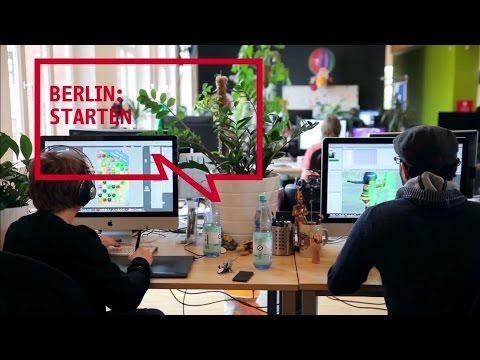 Berlin - Startup Capital - Imagefilm
