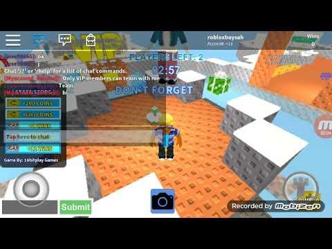 6 roblox skywars codes - YouTube