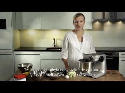 robot de cuisine bosch mum5 test de convivialit par betty bossi youtube. Black Bedroom Furniture Sets. Home Design Ideas