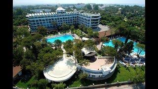 Обзор отеля Maya World Hotel 5* Сиде, Турция - хороший бюджетный отель.