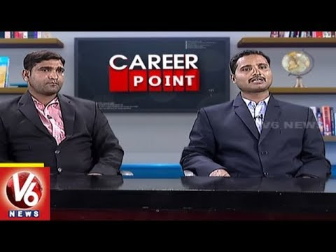 Government Jobs Coaching | Ramappa Educational Academy | Career Point | V6 News
