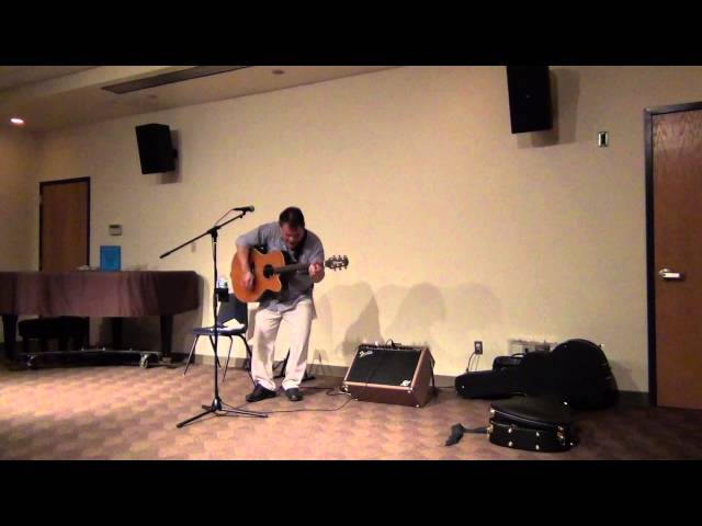 Change (Eddie Ayala) @ South Country Library 17Oct2014