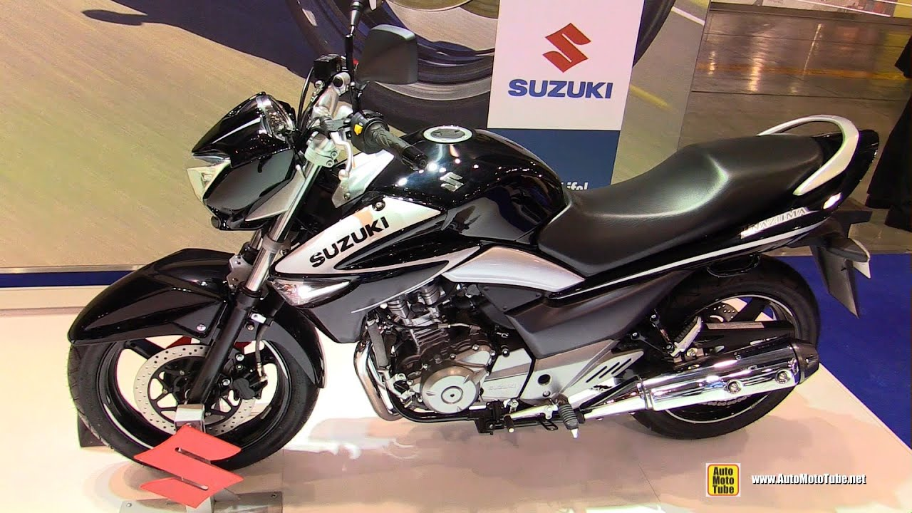 2015 suzuki inazuma 250 walkaround 2014 eicma milan motorcycle exhibition youtube. Black Bedroom Furniture Sets. Home Design Ideas