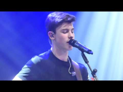 Shawn Mendes - Show You - Scottsdale, AZ - 4.21.15