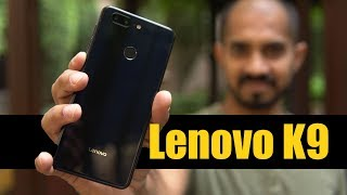 Lenovo K9 - மீண்டும் கோகிலா!  Unboxing and First Impressions