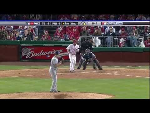 Philadelphia Phillies - 2008 World Series Champions Highlight Video (HD)