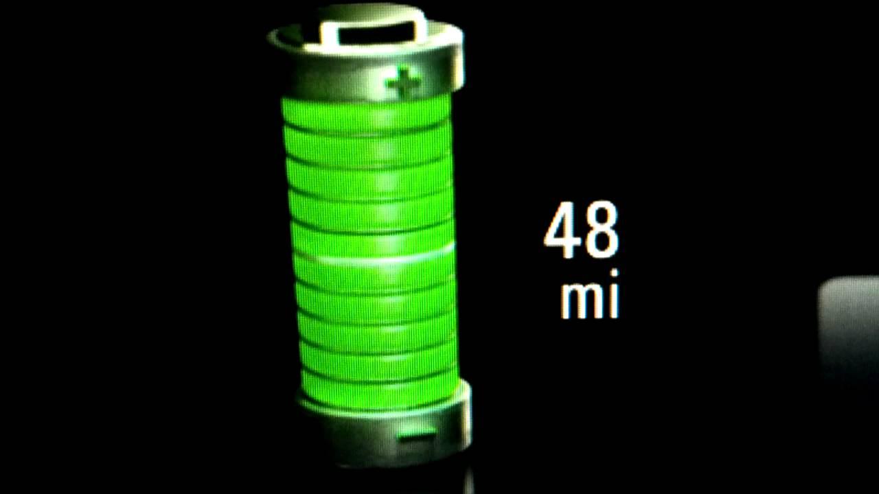Chevy Volt Battery Range 48 Miles