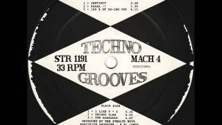 Techno Grooves Mach 4  Techno Slam