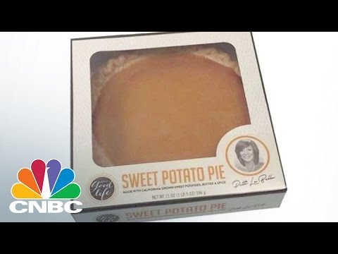 Patti LaBelle's Sweet Potato Pie Returns To Wal-Mart: The Bottom Line | CNBC