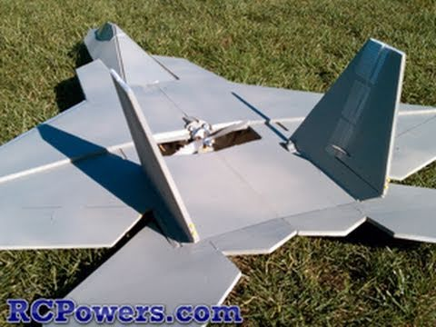 RCPowers F-22 Speed
