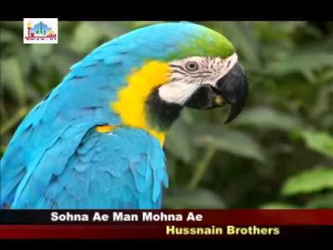 Sohna Ae Man Mohna Ae, Naats by Husnain Brothers