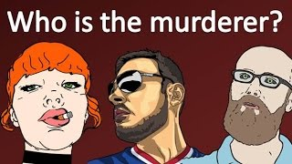 The Murder Mystery Game 37
