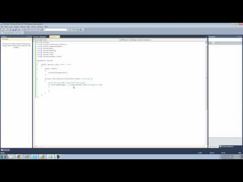 C# Beginners Tutorial - 79 - Picture Box and Image Class