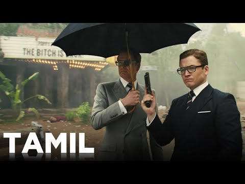 Kingsman: The Golden Circle | Drums | Tamil | Fox Star India | September 22