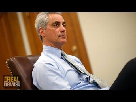 """Mayor 1%"" Rahm Emanuel vs. The 99% pt2"