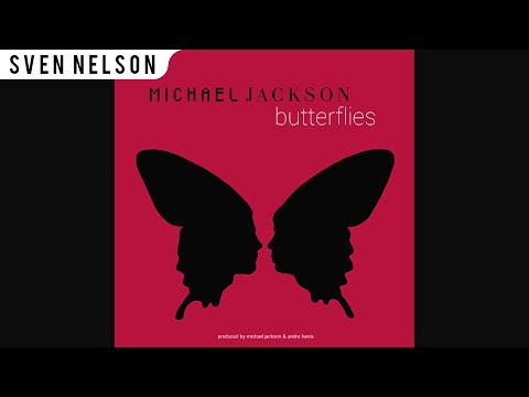 Michael Jackson - 03. Butterflies (Track Masters Mix feat. Eve) [Audio HQ] HD