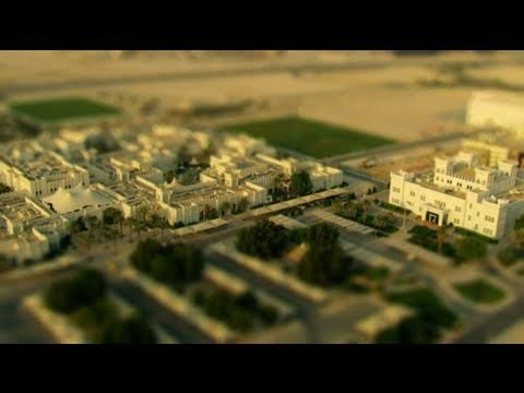 Announcing UCL's new campus in Qatar (2010)