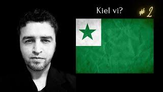 Aprendiendo Esperanto con conversaciones sencillas #2 │ Jorgemillanmx