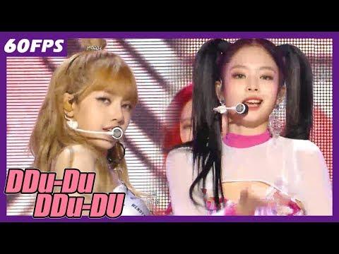 60FPS 1080P | BLACKPINK - DDu-Du DDu-Du, 블랙핑크 - 뚜두뚜두 Show Music Core 20180707