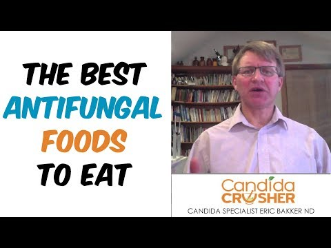 What Are The Best Antifungal Foods to Eat?