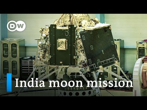 India: ISRO set to launch Chandrayaan 2 moon mission | DW News