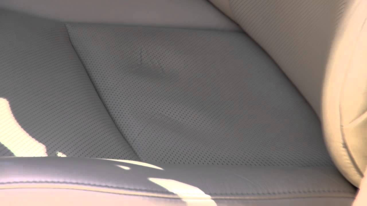 Lexus Redwood City >> Lexus RX350 Front Seat Repair by Cooks Upholstery Redwood ...