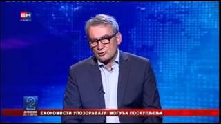 Mladen Bosić gost Dnevnika 2 BN TV 25.07.15