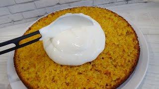 Вкусный КРЕМ для прослойки тортов!БЕЗ СЛИВОК!!!