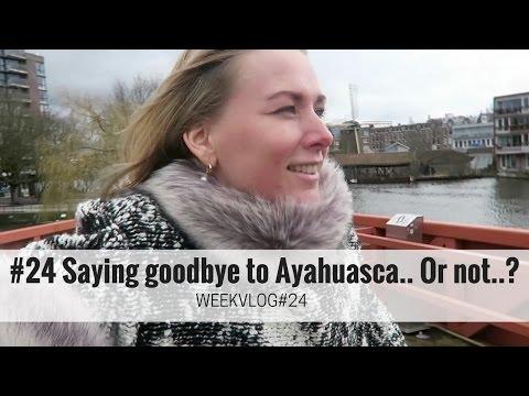 Vlog#24 Saying Goodbye to Ayahuasca.. Or not?