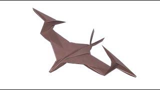 How to make a Paper Jet plane || Paper Jet plane || Origami jet Plane || Paper crafts