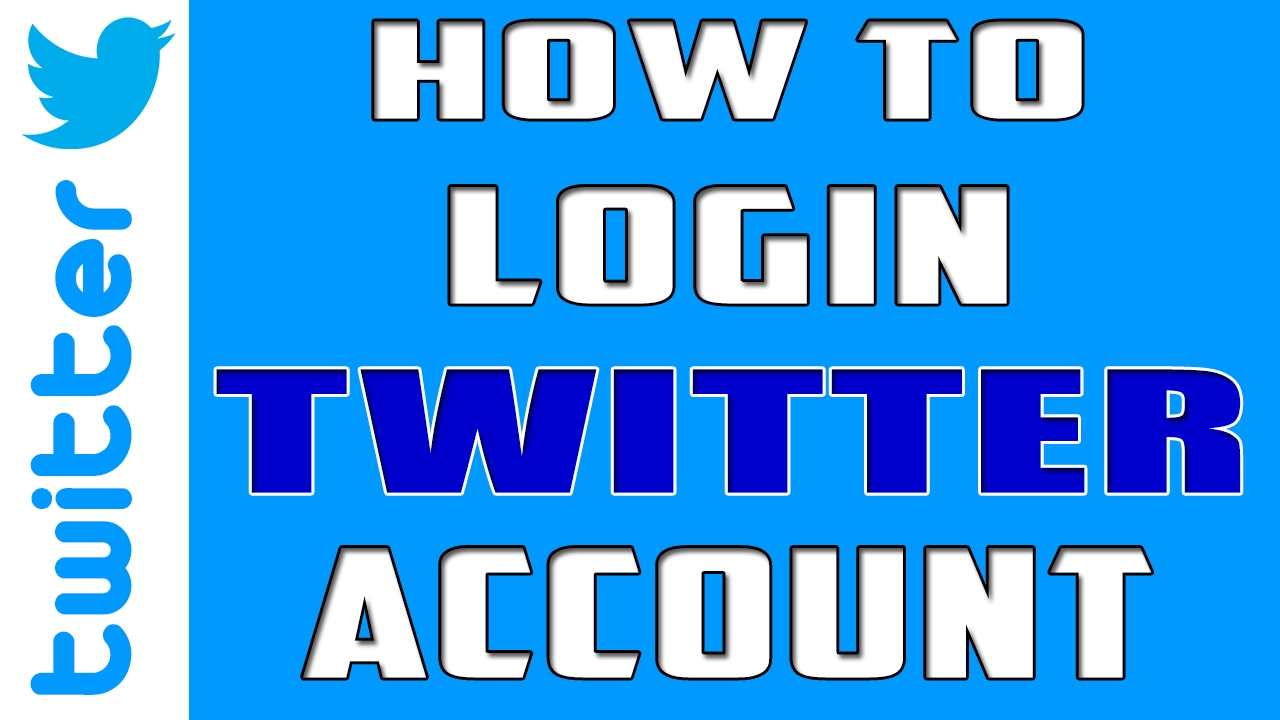 How to Login Twitter Account | Login Twitter Account 2017