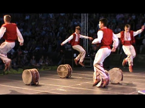 """Pirinche"" - Bugarska (3/3) [Međunarodni festival folklora Karlovac 2017]"
