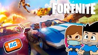 MI COCHE en Fortnite ! | Actualización  NUEVA CARROS en Fortnite