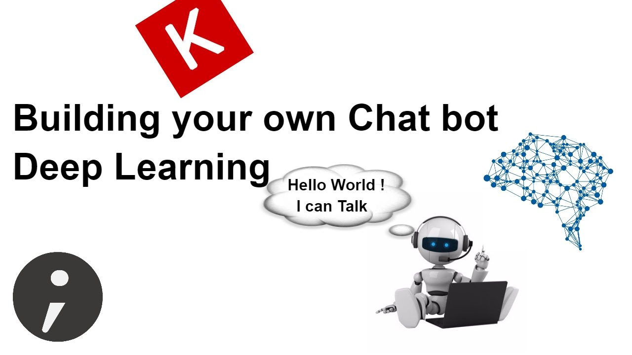 Deep Learning Chatbot using Keras and Python - Part 2 (Text/word2vec inputs  into LSTM)