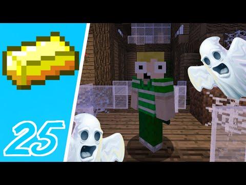 Dansk Minecraft - Pengebyen #25: ET UHYGGELIGT HUS!