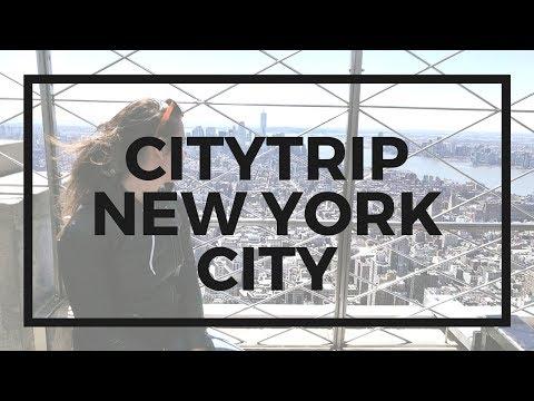 EEKHOORNTJES, REGEN & EEN GEWELDIGE STAD | Citytrip New York City