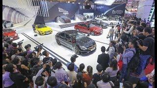 |VMS 2017| Tâm điểm của Triển lãm Việt Nam Motorshow 2017
