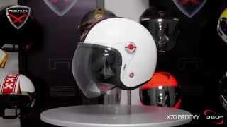 NEXX X70 Groovy Jet Helmet