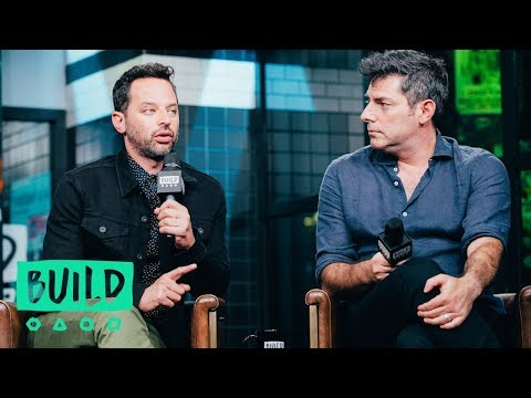 "Chris Weitz & Nick Kroll Talk ""Operation Finale"""