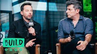 """Chris Weitz & Nick Kroll Talk """"Operation Finale"""""""