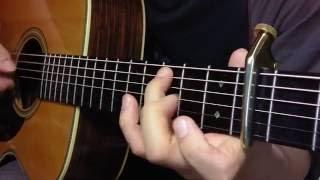 """SKE48 Kaori Matsumura 1st Single """"Matsumurabu!"""" Fingerstyle Guitar."""