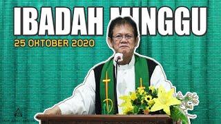 Ibadah Minggu, 25 Oktober 2020 GKJW JEMAAT BABATAN