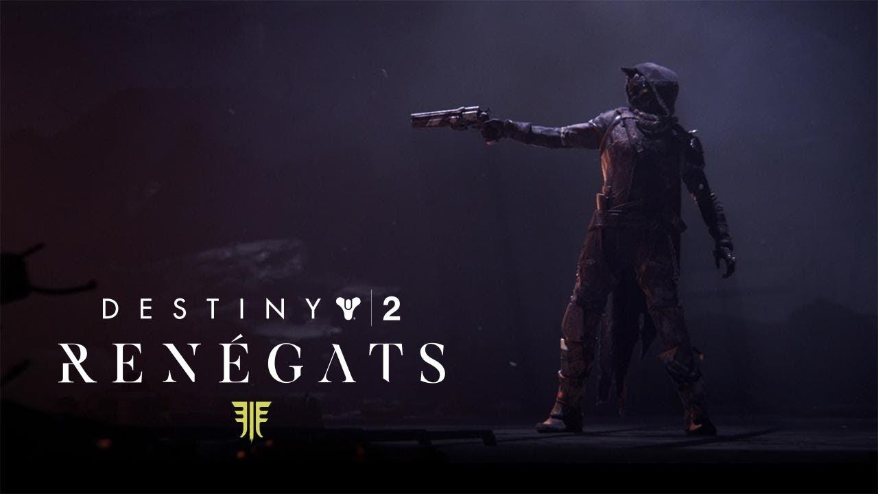 Destiny 2: Renégats - Le baroud d'honneur du Pistolero [FR]