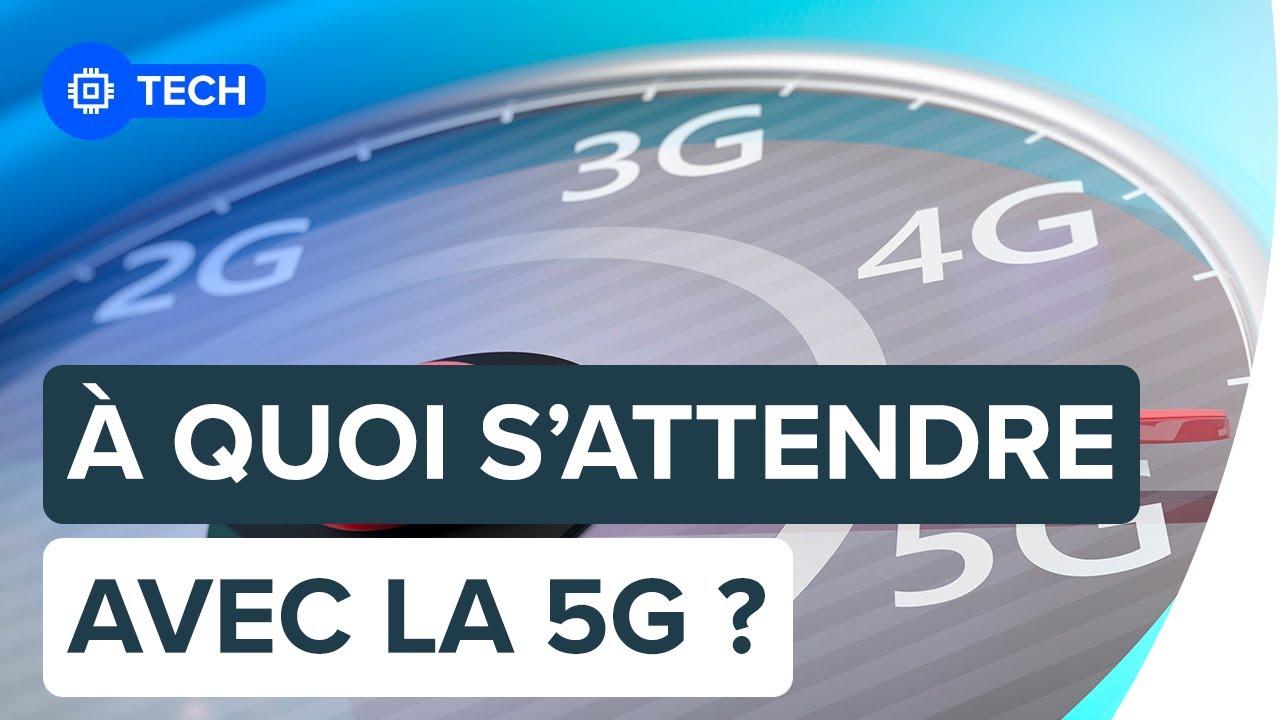 Déploiement de la 5G : à quoi faut-il s'attendre ? | Futura